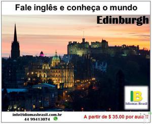 Aulas de inglês ou espanhol - empresas e individuais