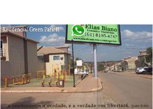 Duplex em valparaíso i - residencial green park ii - ágio