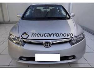 Honda civic sedan lxs 1.8/1.8 flex 16v aut. 4p 2008/2008