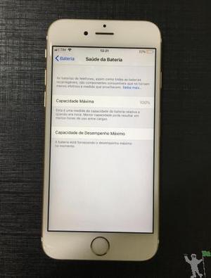 Vendo iphone 6s 16gb usado - único dono