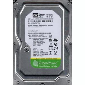 Hd 1tb sata wd green pc dvr 7200 rpm garantia
