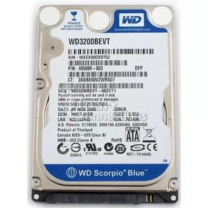 Hd 320gb - sata - notebook - novo o