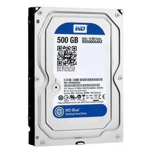 Hd 500 gb sata 3 6gb/s western digital com nota fiscal