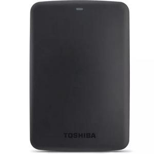 Hd externo 500gb toshiba canvio basics preto usb 3.0