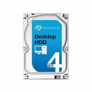Hd seagate hdd desktop 4tb 4000gb 64mb sata3 6gb/s pc / dvr