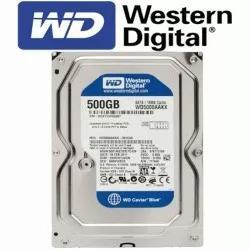 Hd western digital 500gb sata 300mb/s pc desktop dvr nota nf