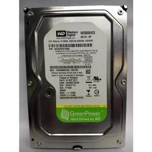 Hd western digital green 500gb 7200rpm pc dvr