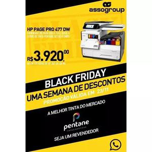 Hp pagewide pro 477dw com bulk full 12x black friday