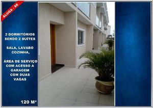 Casa · 120m2 · 2 quartos · 2 vagas