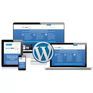 Criação de site wordpress personalizado para