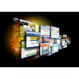 Criação de sites, logo, banner, folhetos, edição