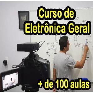 Curso eletronica geral