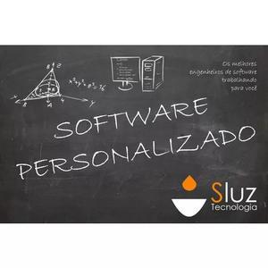 Desenvolvimento de software personalizados