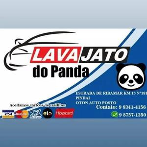 Lava jato do panda