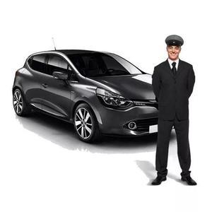 Motorista particular. compromisso, pontualidade e