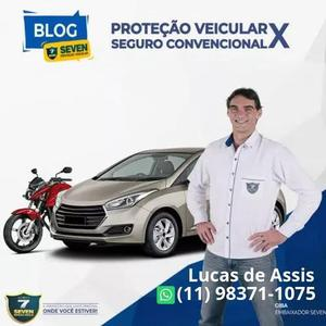 Proteção veicular - muito melhor que um seguro comum carro