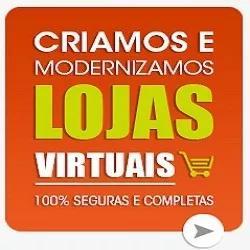 Sites institucionais / lojas virtuais