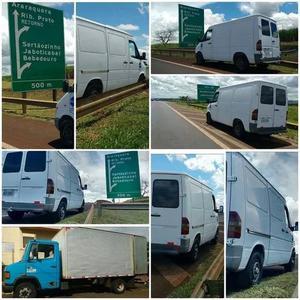 Tenho van de carga e caminhão 3/4 p/ transporte,todo brasil
