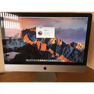I mac 2,8 ghz intel core i5 4 gb 1333 mhz ddr3 27 polegadas