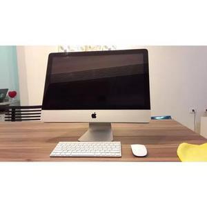 Imac 21,5 i3 4gigas 500hd com mouse e teclado original s/fio