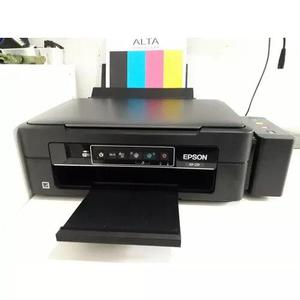 Impressora epson xp 241+ bulk ink + 400ml tinta corante