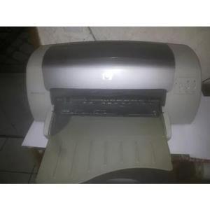 Impressora hp deskjet 9300 usada imprime
