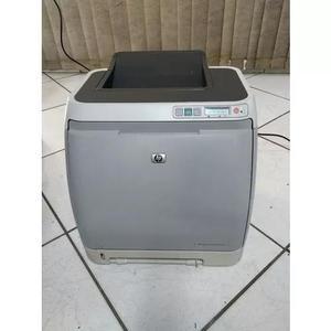 Impressora hp laserjet 2600n colorida (ler todo anúncio)