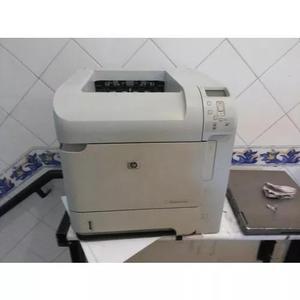 Impressora hp laserjet p 4014n funcionando usada