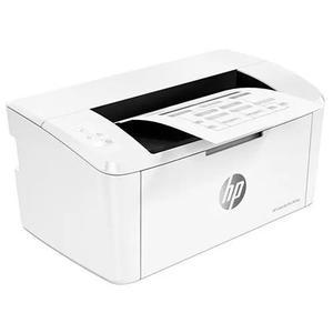 Impressora hp laserjet pro m15w com wi-fi 110v - branca