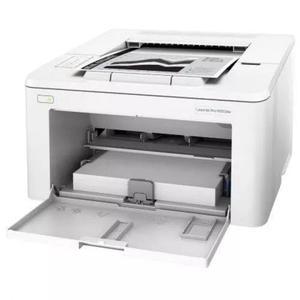 Impressora hp laserjet pro m203dw wifi/110v branco envio ime
