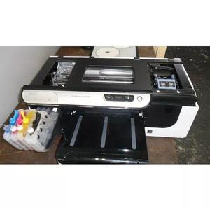 Impressora hp officejet pro 8000 bulk-ink usada com defeito
