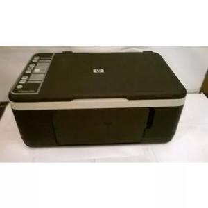 Impressora multifuncional hp f4180 funcionando (54 vendidos)
