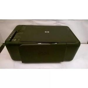 Multifuncional hp deskjet f 4480 f4480 usada (99 vendidos)