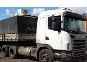 Scania g420 6x4 2011 bitrem