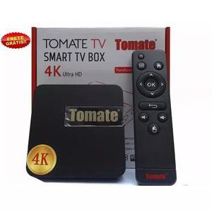 Smart tv box 1gb ram 8gb hd wi-fi android mcd-120 - tomate