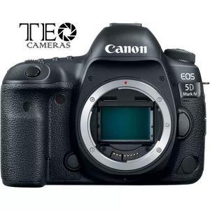 Camera canon dslr eos 5d mark iv corpo c/ recibo