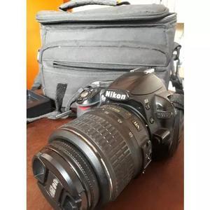Camera nikon d3100 + 18-55mm + case 12x s/ juros!
