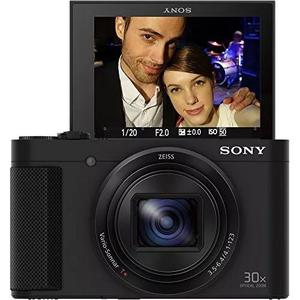 Camera sony dsc-hx80 20mp/30x/fhd - promoção
