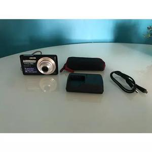 Camera sony modelo dsc w620 - preta