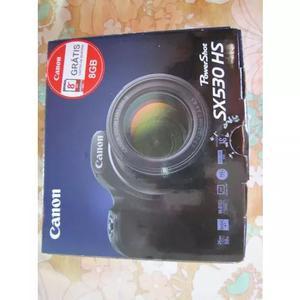 Canon powershot sx530hs/520hs - adaptador lentes