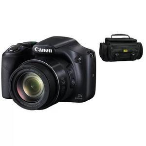 Câmera canon powershot sx530 hs + bolsa 8103