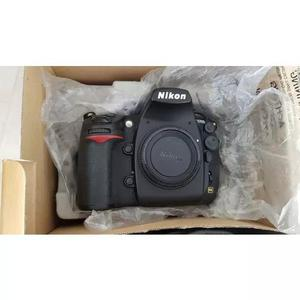 Câmera nikon d700 nova zero na cx zero bala -rara-zero
