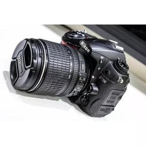 Câmera nikon d7000 com flash sb900 mais lente 18-105