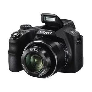 Câmera sony dsc h300 3.0 20.1mp zoom óptico 35x original