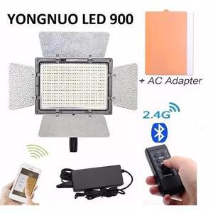 Iluminador yongnuo yn-900 yn900 900 leds completo com fonte