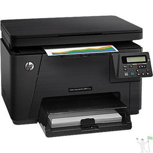 Impressora laser colorida multif hp color pro mfp m176n
