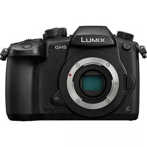 Panasonic lumix gh5 corpo 4k com nota fiscal
