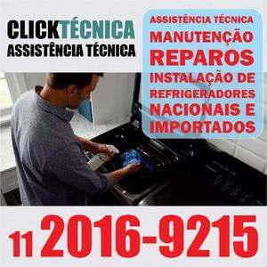 Serviços de manutenção para eletrodomésticos nacionais e