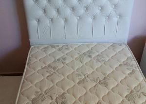 aab5f3b1a0 Cabeceira cama branco   OFERTAS Maio