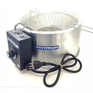 Fritadeira elétrica alumínio fritania 5 litros 110v 9528